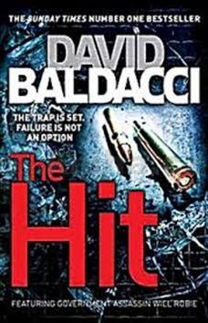 XXL obrazek Baldacci David: The Hit