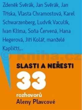 Alena Plavcová: Slasti a neřesti cena od 171 Kč