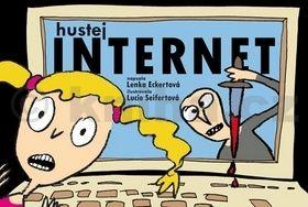 Lucie Seifertová, Lenka Eckertová: Hustej Internet cena od 158 Kč