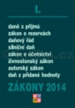 Zákony 2014 I. cena od 98 Kč