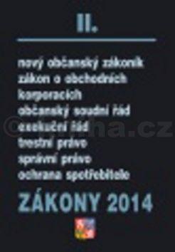 Zákony 2014 II. cena od 106 Kč