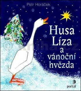 Husa Líza a vánoční hvězda cena od 88 Kč