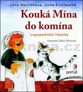 Ilona Eichlerová, Jana Havlíčková: Kouká Mína do komína cena od 164 Kč