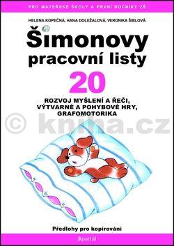 Šimonovy pracovní listy 20 cena od 113 Kč