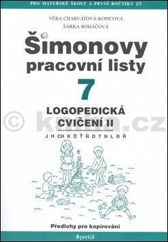Věra Charvátová-Kopicová: Šimonovy pracovní listy 7 cena od 71 Kč