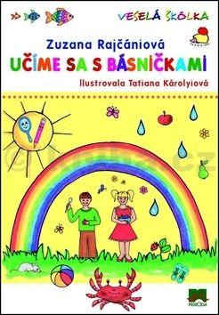 Zuzana Rajčániová: Učíme sa s básničkami cena od 76 Kč