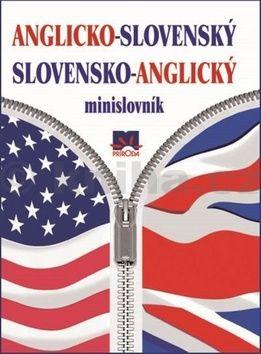 Roman Mikuláš: Anglicko-slovenský slovensko-anglický minislovník cena od 74 Kč