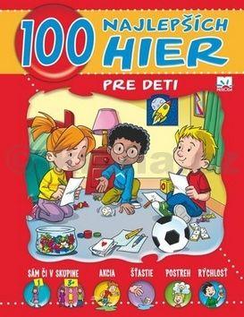 100 najlepších hier pre deti cena od 219 Kč