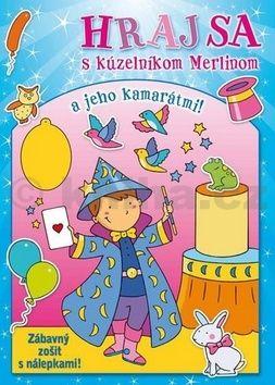 Hraj sa s kúzelníkom Merlinom a jeho kamarátmi! cena od 56 Kč