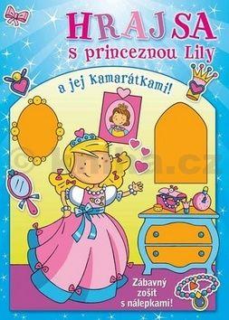 Hraj sa s princeznou Lily a jej kamarátkami! cena od 56 Kč