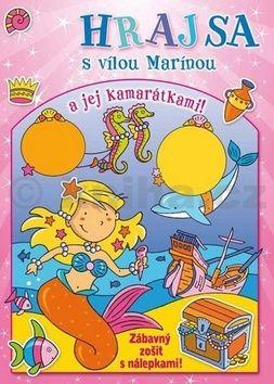 Hraj sa s vílou Marínou a jej kamarátkami! cena od 56 Kč