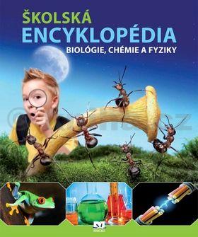 Školská encyklopédia biológie, fyziky a chémie cena od 282 Kč