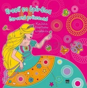 Kresli so špirálou Čarovné princezné cena od 0 Kč