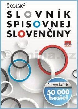 Roman Mikuláš: Školský slovník spisovnej slovenčiny - 50 000 hesiel cena od 180 Kč