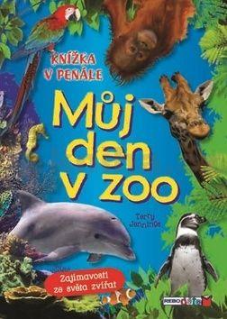 Terry Jennings: Můj den v zoo - Knížka v penále cena od 89 Kč