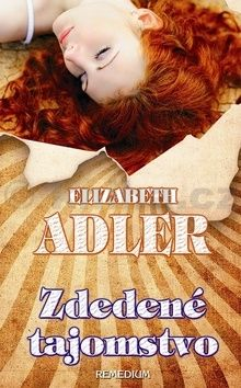 Elizabeth Adler: Zdedené tajomstvo cena od 262 Kč