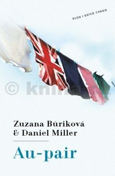 Zuzana Búriková, Daniel Miller: Au-pair cena od 255 Kč