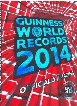 Kolektiv: Guinness World Records 2014 - nové rekordy ožívají cena od 199 Kč