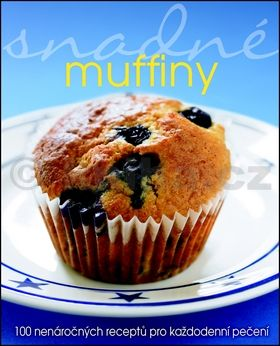 Angela Drakeová: Snadné muffiny - 100 nenáročných receptů pro každodenní vaření cena od 143 Kč