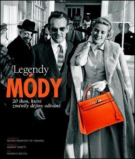 Rocca Federico: Legendy módy - 20 ikon, které změnily dějiny odívání cena od 557 Kč