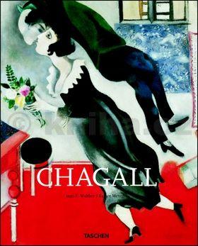 Ingo F. Walther, Rainer Metzger: Marc Chagall cena od 239 Kč