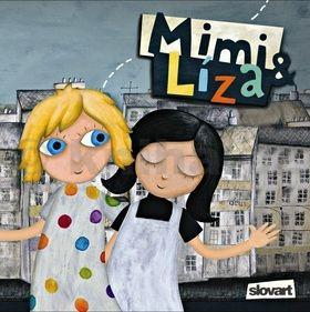 Mimi a Líza cena od 263 Kč
