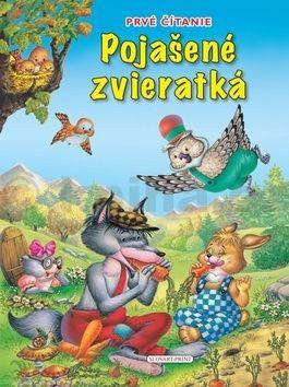 Pojašené zvieratká - Prvé čítanie. cena od 200 Kč