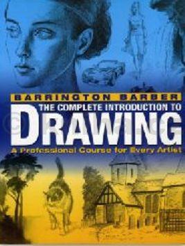 Barrington Barber: Kompletní příručka kreslení - Profesionální kurs pro každého výtvarníka cena od 199 Kč
