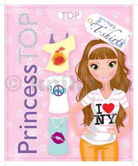 Princess TOP - My T-shirts cena od 63 Kč