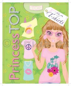 Princess TOP My T-shirts 2 cena od 64 Kč