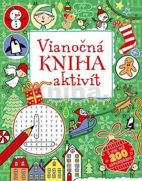 Vianočná kniha aktivít cena od 179 Kč
