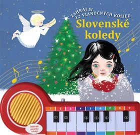 Zahraj si 12 vianočných kolied - Slovenské koledy cena od 305 Kč
