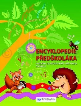 Encyklopedie předškoláka cena od 230 Kč