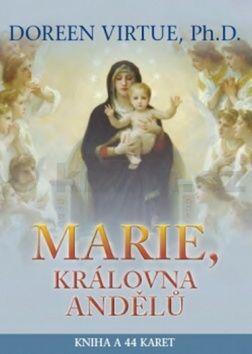 Doreen Virtue: Marie, Královna Andělů cena od 0 Kč
