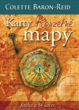 Colette Baron-Reid: Karty Kouzelné mapy cena od 262 Kč