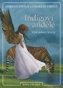 Doreen Virtue: Indigoví andělé cena od 236 Kč