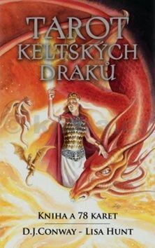 D.J. Conwayová, Lisa Hunt: Tarot keltských draků cena od 336 Kč
