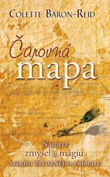 Colette Baron-Reid: Čarovná mapa cena od 75 Kč
