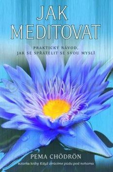 Pema Čhödrön: Jak meditovat cena od 66 Kč