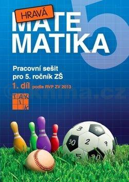 Hrubčová Eva a: Hravá matematika 5/1 - PS pro 5. ročník ZŠ cena od 68 Kč