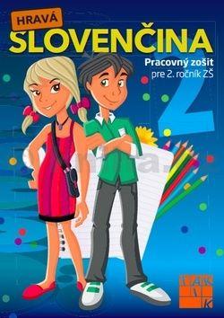 Hravá slovenčina 2 cena od 86 Kč