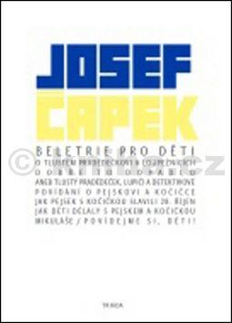 Josef Čapek: Beletrie pro děti cena od 209 Kč