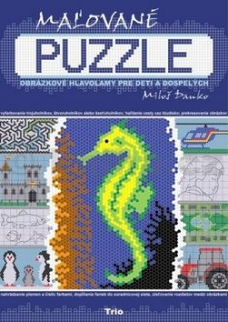 Miloš Danko: Maľované puzzle cena od 129 Kč
