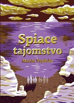 Martin Vopěnka: Spiace tajomstvo cena od 171 Kč