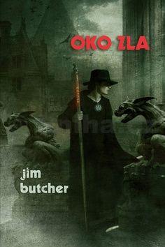 Jim Butcher: Oko zla cena od 119 Kč