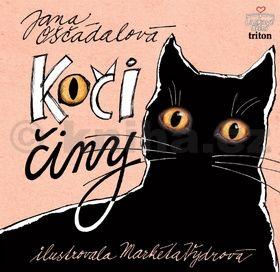 Jana Oščádalová, Markéta Vydrová: Kočičiny cena od 135 Kč