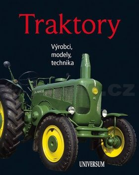 Traktory - minisérie cena od 279 Kč