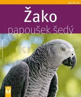 Hildegard Niemann: Žako papoušek šedý cena od 93 Kč