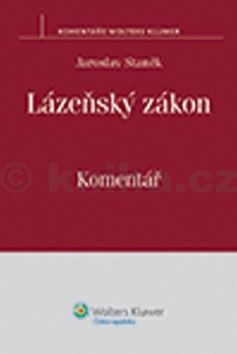 Jaroslav Staněk: Lázeňský zákon cena od 405 Kč