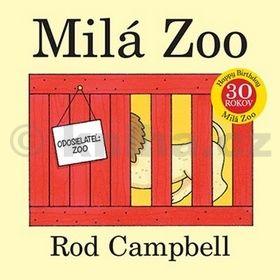 Rod Campbell: Milá Zoo cena od 142 Kč